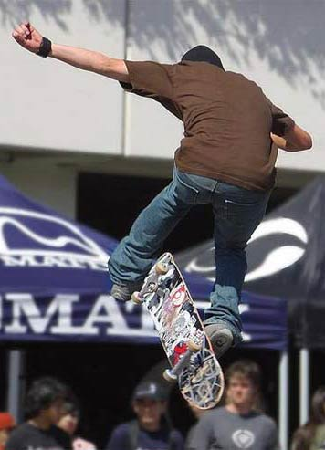 The Street Surfer